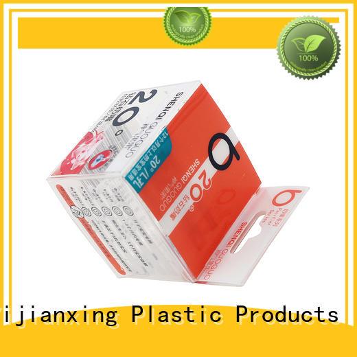Yijianxing Plastic Products Brand feeding hanger gold plastic food packaging