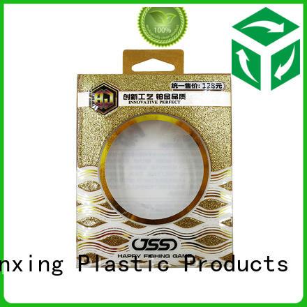 tab earpods custom plastic packaging Yijianxing Plastic Products manufacture