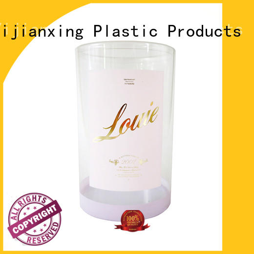 transparent clear plastic packaging from manufacturer for change Yijianxing Plastic Products