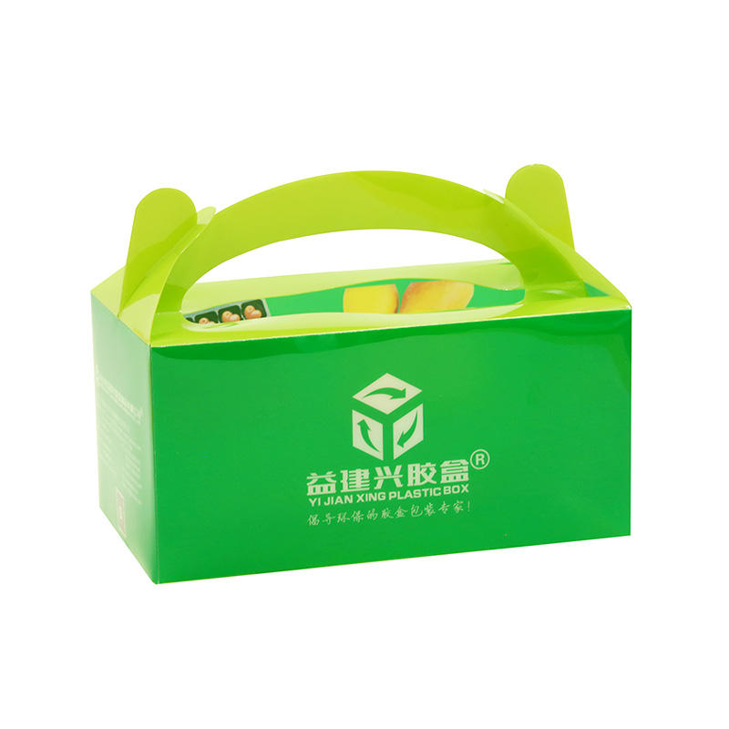 custom plastic packaging base lid plastic food packaging Yijianxing Plastic Products Brand