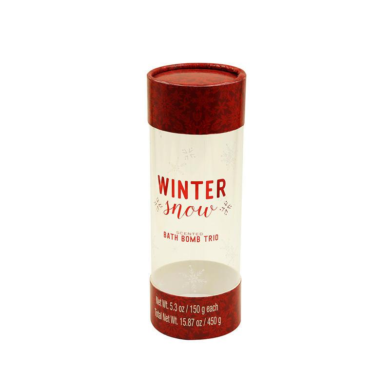 craft lid plastic tube packaging bomb Yijianxing Plastic Products company