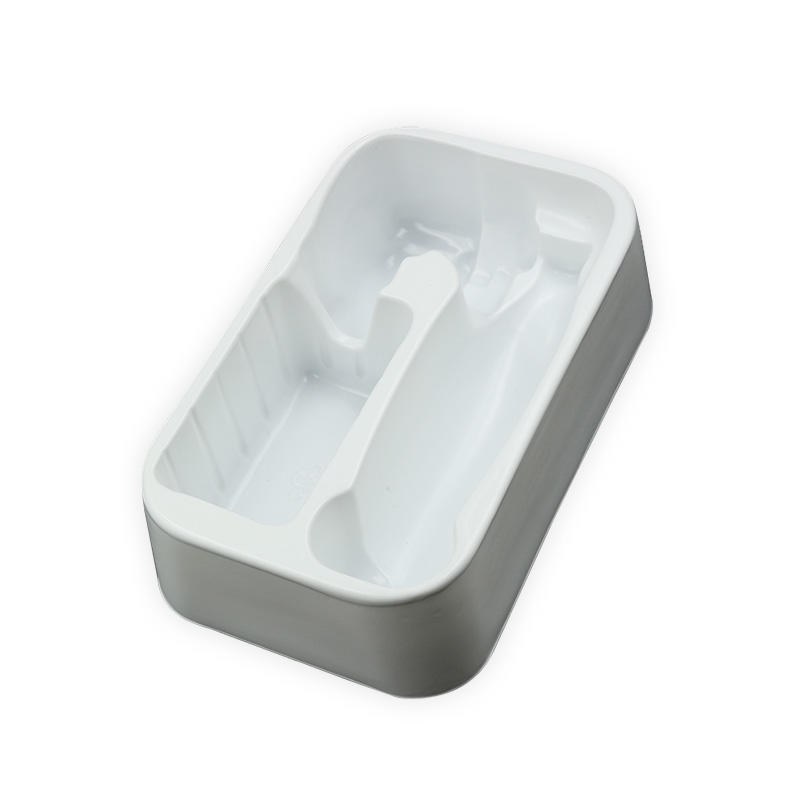 White Blister tray Pack Packaging for All Range of Products