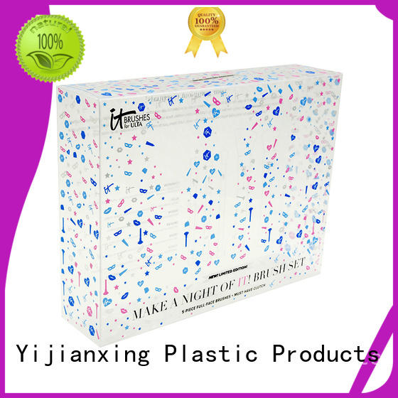 lid container transparent OEM plastic food packaging Yijianxing Plastic Products