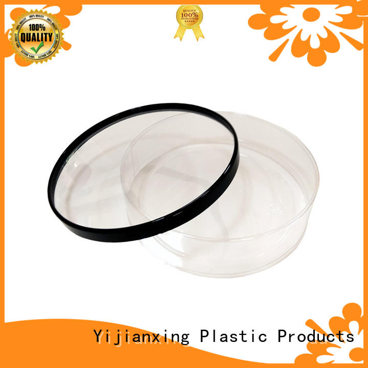 small plastic tube packaging widely-use for toys Yijianxing Plastic Products