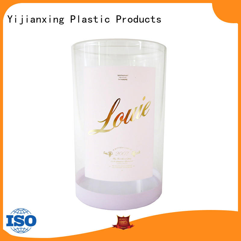 inexpensive clear tube packaging check now for change Yijianxing Plastic Products