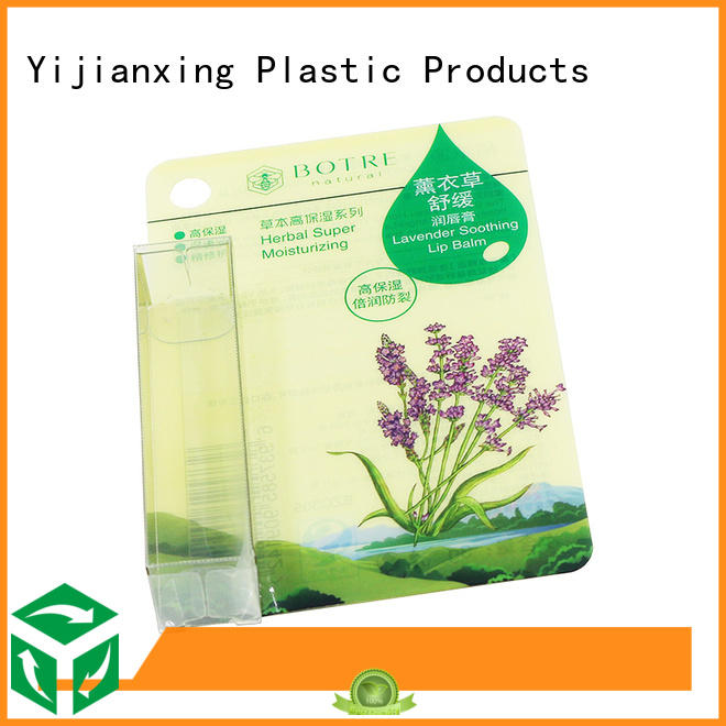 boxes float pvc packaging white hanger Yijianxing Plastic Products company
