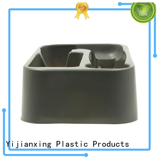 Yijianxing Plastic Products inexpensive pvc packing box tab for packing