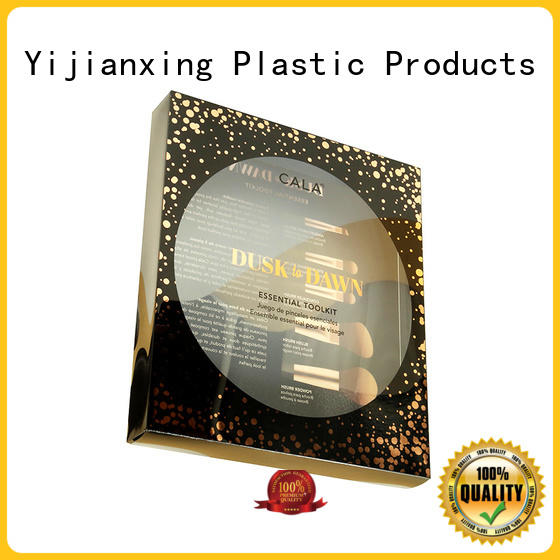 tab custom plastic box packaging long-term-use for packing Yijianxing Plastic Products