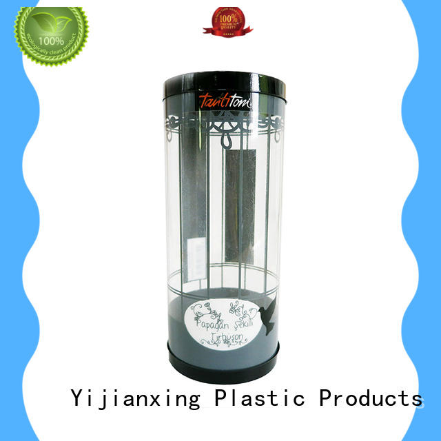 Yijianxing Plastic Products inexpensive plastic tubes with caps free design for small parts