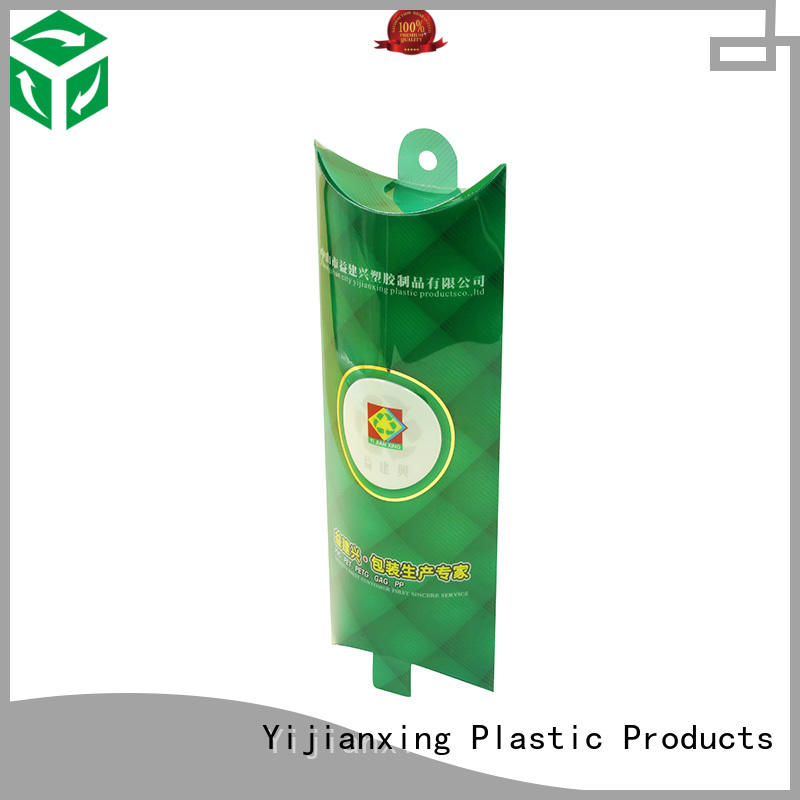 Hot clear packaging white Yijianxing Plastic Products Brand