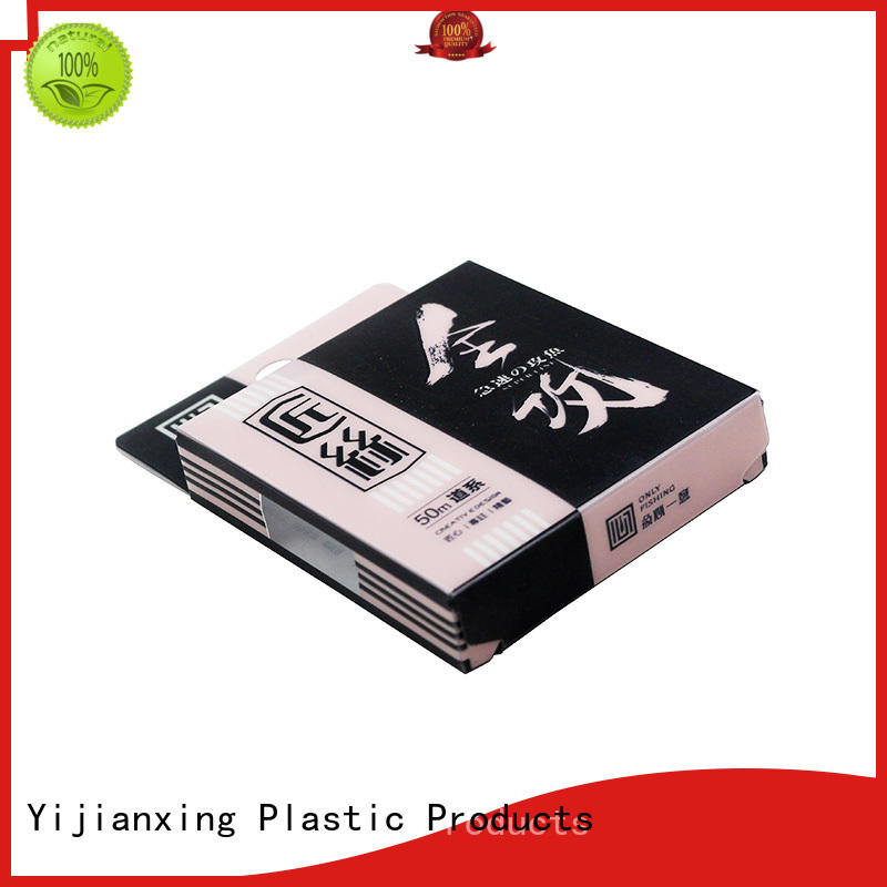 gold large base Yijianxing Plastic Products Brand custom plastic packaging factory