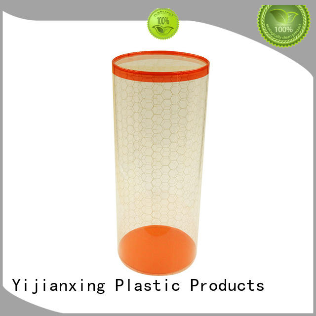 pvc blister packaging logo for packing Yijianxing Plastic Products