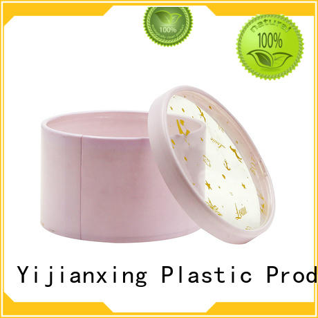 Yijianxing Plastic Products Brand box craft food plastic tube packaging