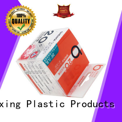 Yijianxing Plastic Products combination plastic packaging for retail products with Quiet Stable Motor for decor