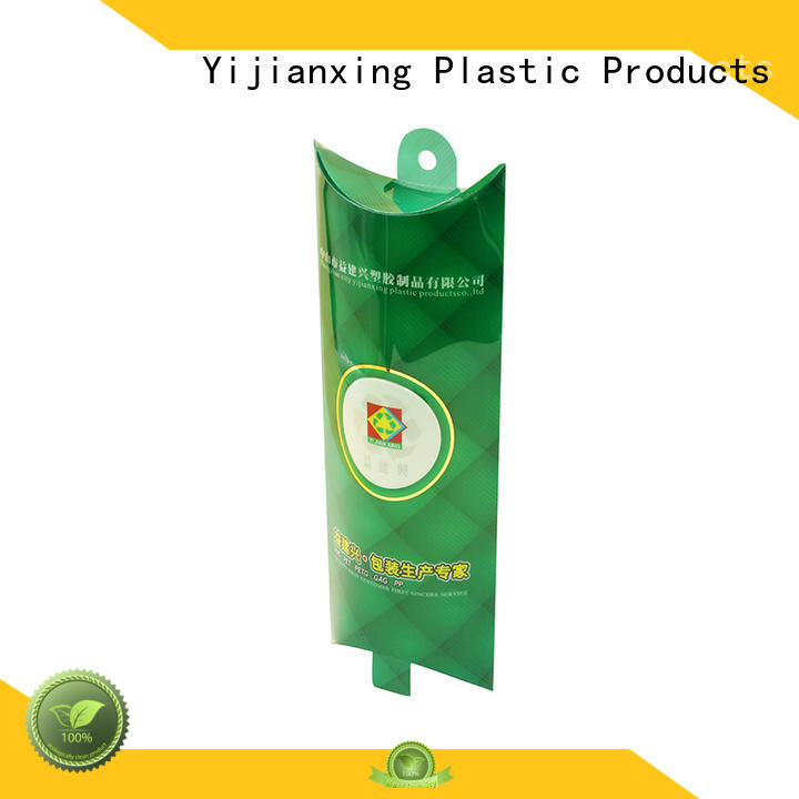 Yijianxing Plastic Products Brand range storage clear pvc packaging
