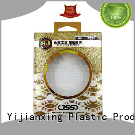 Yijianxing Plastic Products earpods plastic food packaging Certified for protective case