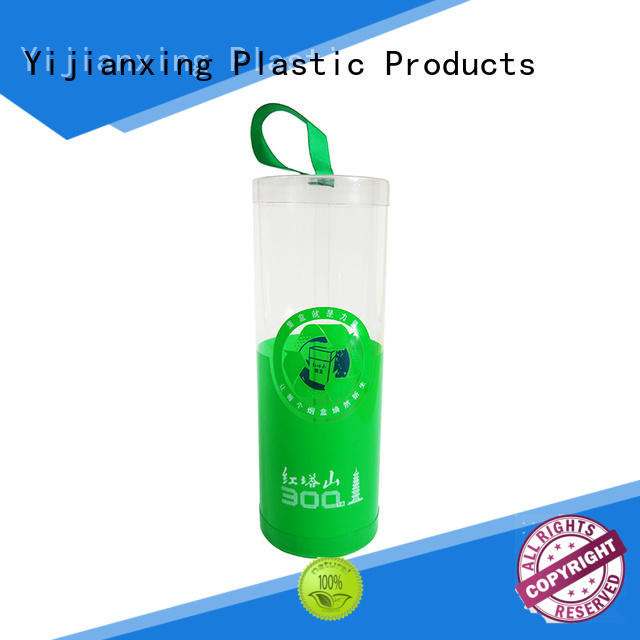 Yijianxing Plastic Products useful clear plastic packaging widely-use for craft