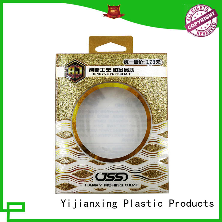 Yijianxing Plastic Products retail plastic retail packaging long-term-use for protective case