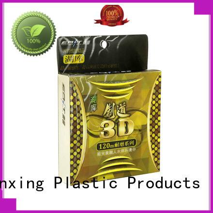 custom plastic packaging hanger food Yijianxing Plastic Products Brand plastic food packaging