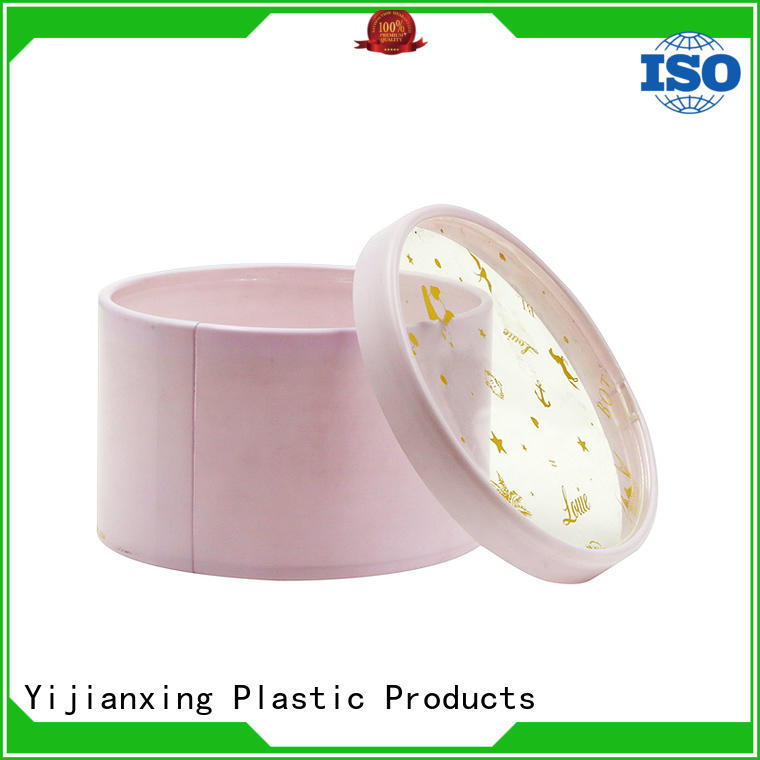 Yijianxing Plastic Products safety plastic tube packaging free design for change