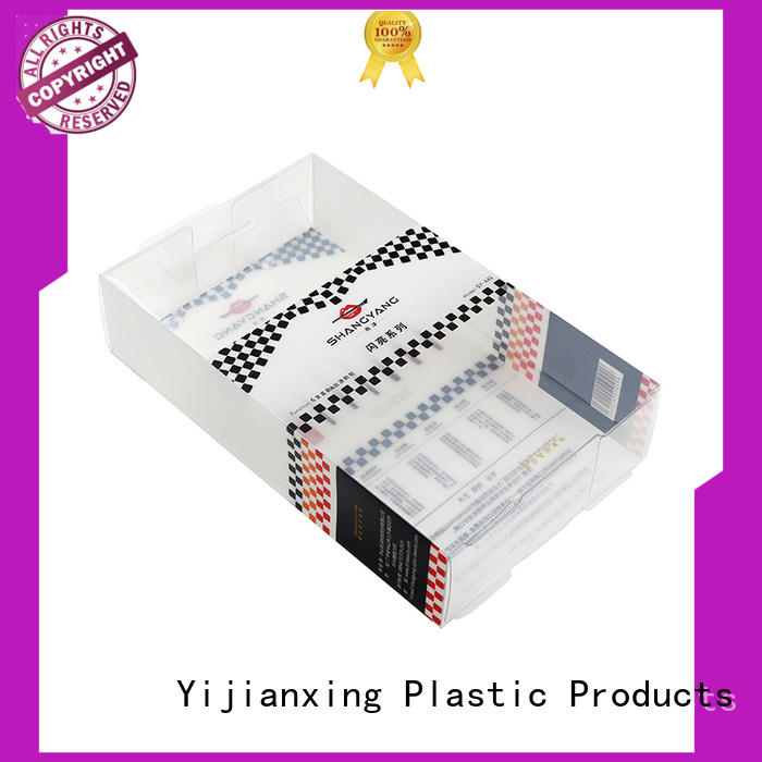 Yijianxing Plastic Products lines custom plastic packaging order now for product packaging