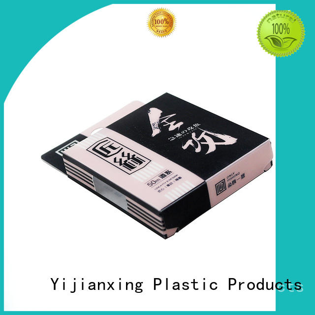 Yijianxing Plastic Products Brand candy plastic food packaging embossing factory
