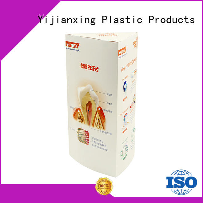 Yijianxing Plastic Products retail pp packaging Certified for tableware