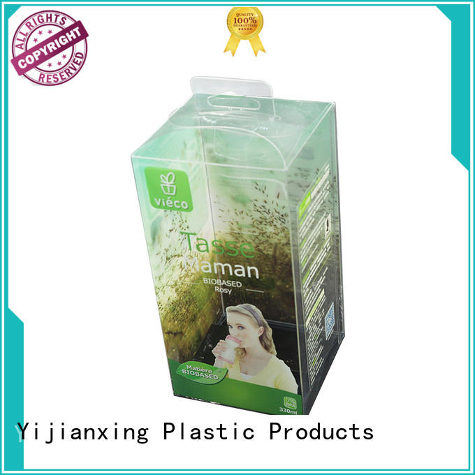 Yijianxing Plastic Products printing candle box packaging long-term-use for protective case