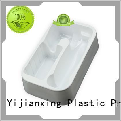 Yijianxing Plastic Products Brand box electronics custom clear packaging