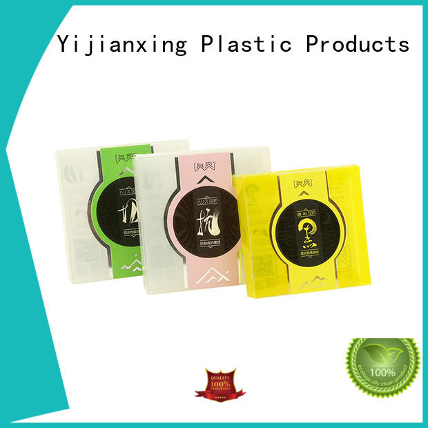 clear product packaging offset for protective case Yijianxing Plastic Products