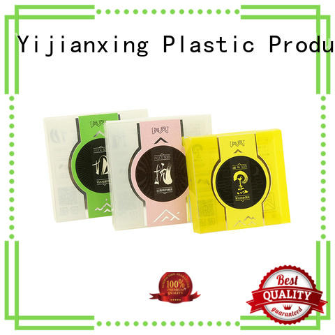 Yijianxing Plastic Products crease clear gift packaging by Chinese manufaturer for protective case