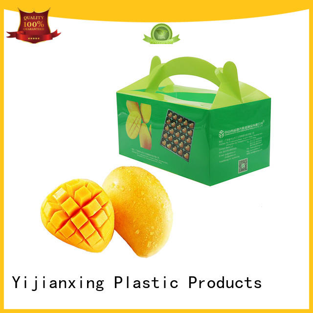 Yijianxing Plastic Products Brand lines earpods custom plastic packaging