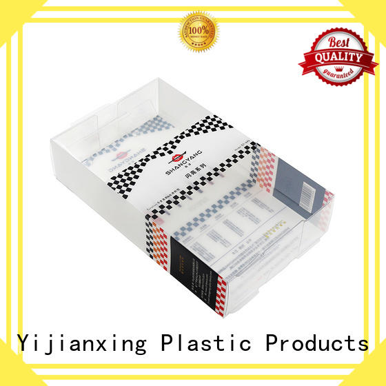 carton box packaging retail for gift Yijianxing Plastic Products