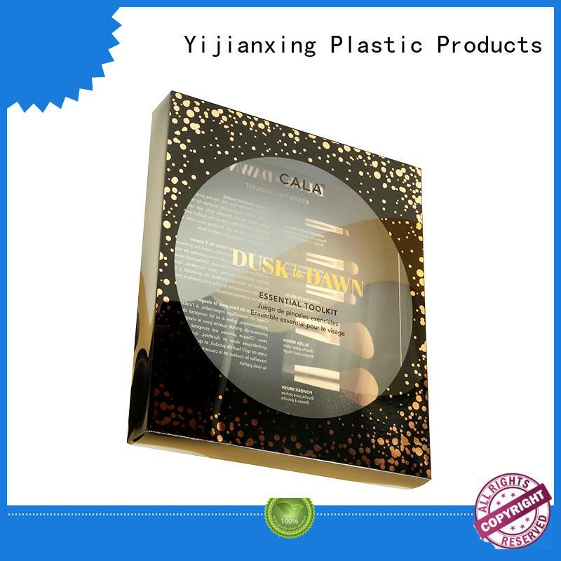 custom plastic packaging brushes yijianxing Yijianxing Plastic Products Brand