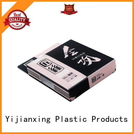Yijianxing Plastic Products industry-leading plastic packaging containers long-term-use for gift