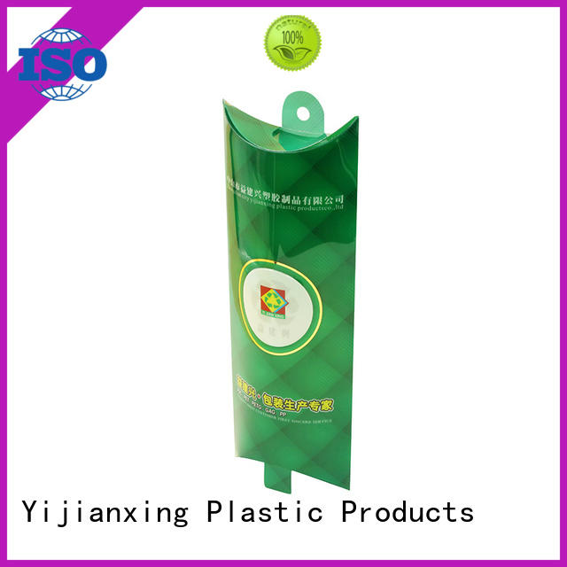 inexpensive pvc packing box for wholesale for cups Yijianxing Plastic Products