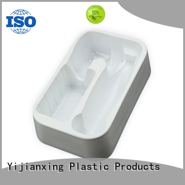 plastic packaging customized for decor Yijianxing Plastic Products