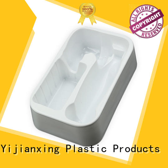 hanger plastic retail packaging spring for gift Yijianxing Plastic Products