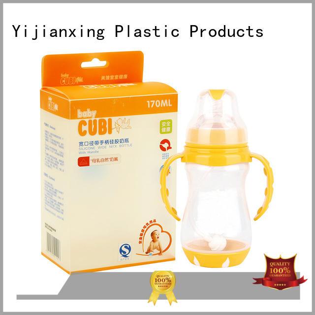 Yijianxing Plastic Products Brand box baby rf custom polypropylene food packaging