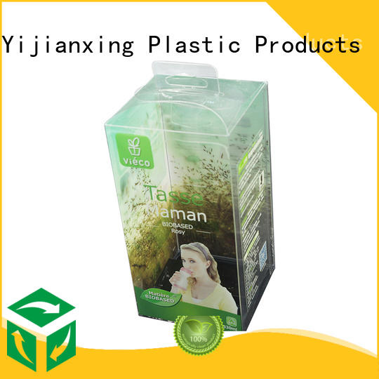 Yijianxing Plastic Products Brand transparent custom plastic packaging window supplier