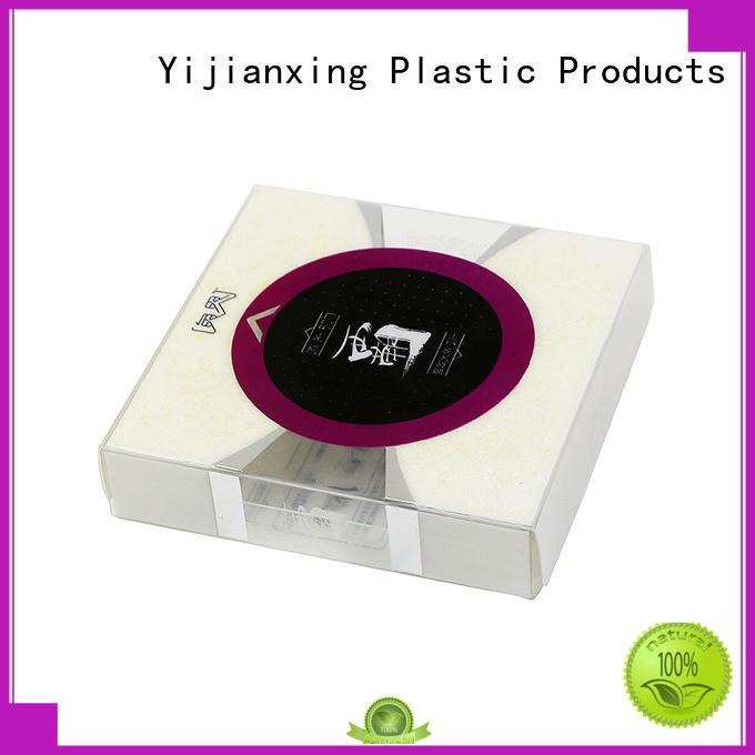 nipple water window grade custom plastic packaging Yijianxing Plastic Products Brand