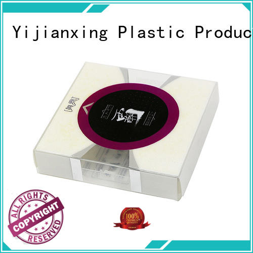 safe plastic cartons packaging with Quiet Stable Motor for packing Yijianxing Plastic Products