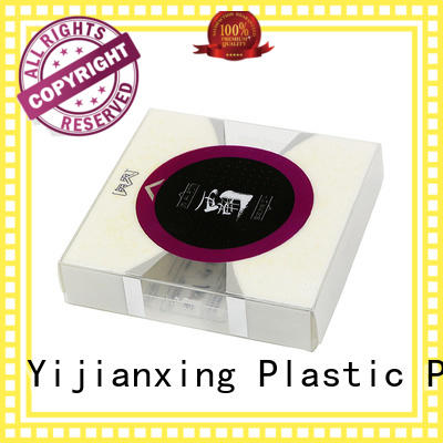bronze transparent yijianxing plate plastic food packaging Yijianxing Plastic Products