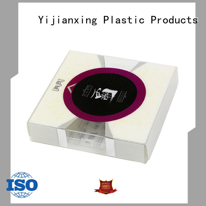 Yijianxing Plastic Products industry-leading cylinder box packaging clear for gift