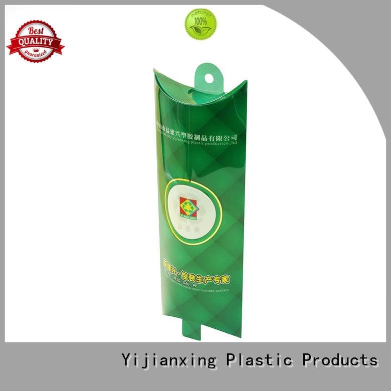 Yijianxing Plastic Products protective clear box packaging bulk production for food