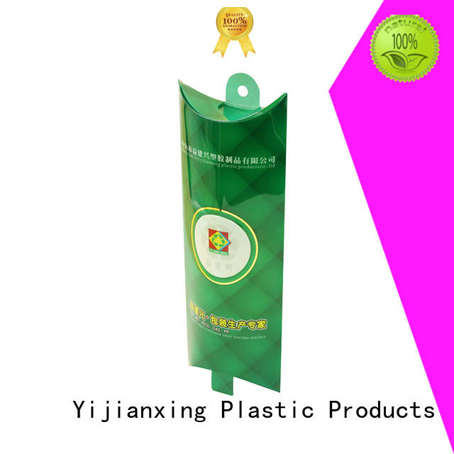 box tool hole pvc packaging cylinder Yijianxing Plastic Products Brand