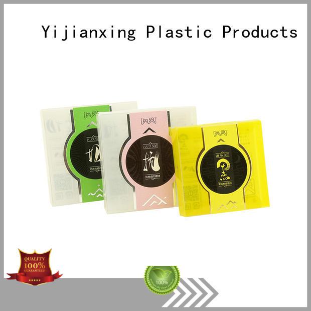 custom plastic packaging makeup baby stamping Warranty Yijianxing Plastic Products