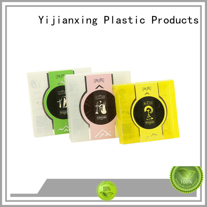 Yijianxing Plastic Products industry-leading plastic folding carton free design for decor