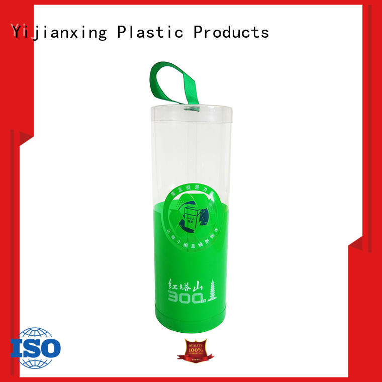 first-rate clear plastic cylinder tubes bulk production for small gift