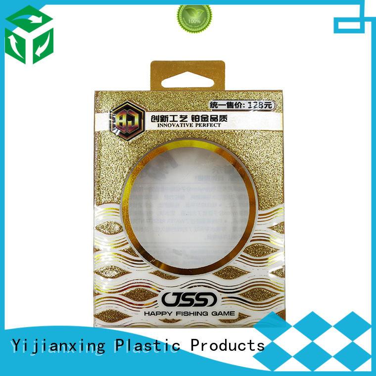 Hot custom plastic packaging sweets Yijianxing Plastic Products Brand